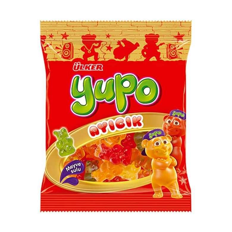 Yum.şeker 28 G/30 Ayıcık Ülker Yupo Jel