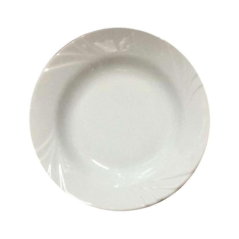 Güral Porselen Tabak 18-19cm Düz/Dalgalı