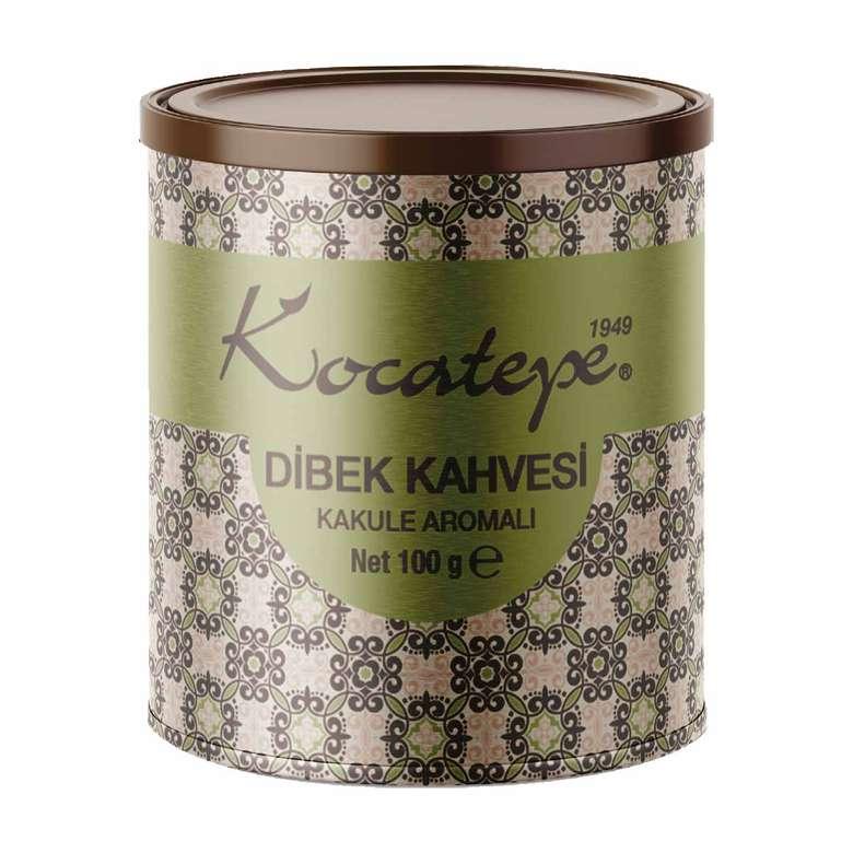 Kocatepe Dibek Türk KahvesiTeneke 100g