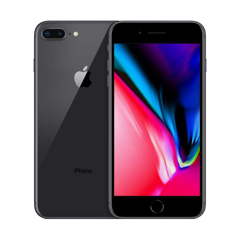 Apple Iphone  8 Plus 64 GB Cep Telefonu - Space Gray