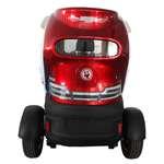 Elektrikli Araba Grande-6 - Kırmızı Beyaz