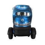 Elektrikli Araba Grande-5- Mavi Beyaz - A101