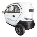 Elektrikli Araba Grande-5 - Beyaz
