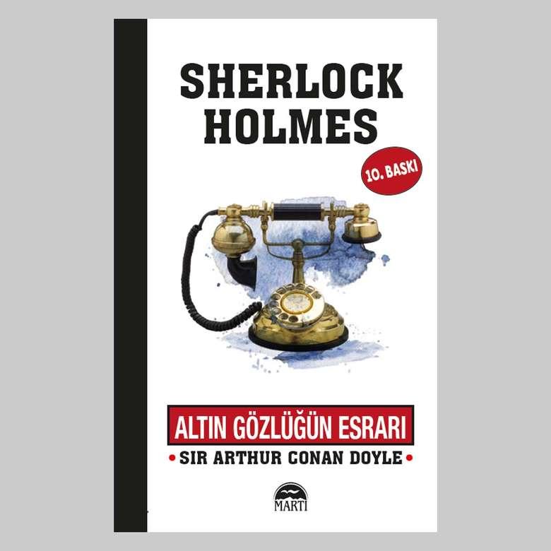 Sherlock Holmes Altın Gözlüğün Esrarı