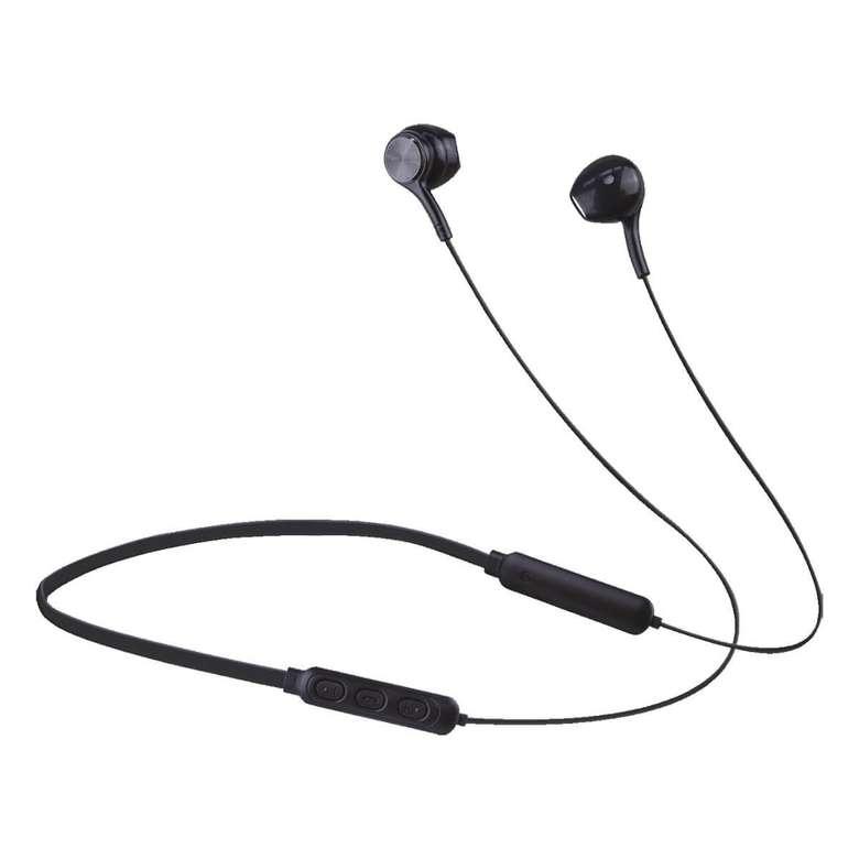 Roxxo Mıknatıslı Bluetooth Kulaklık - Siyah
