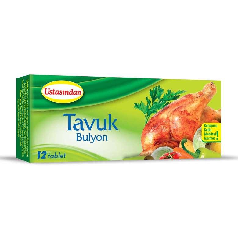 Ustasından Tavuk Bulyon  12'li