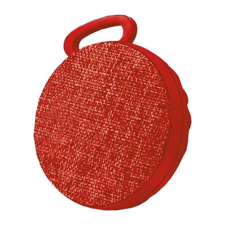 Bluetooth Hoparlör 7808 Pıranha, Kırmızı