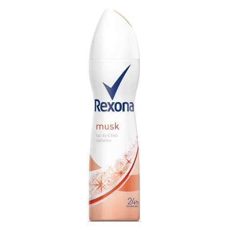 Rexona Musk Sprey Deodorant 150 Ml