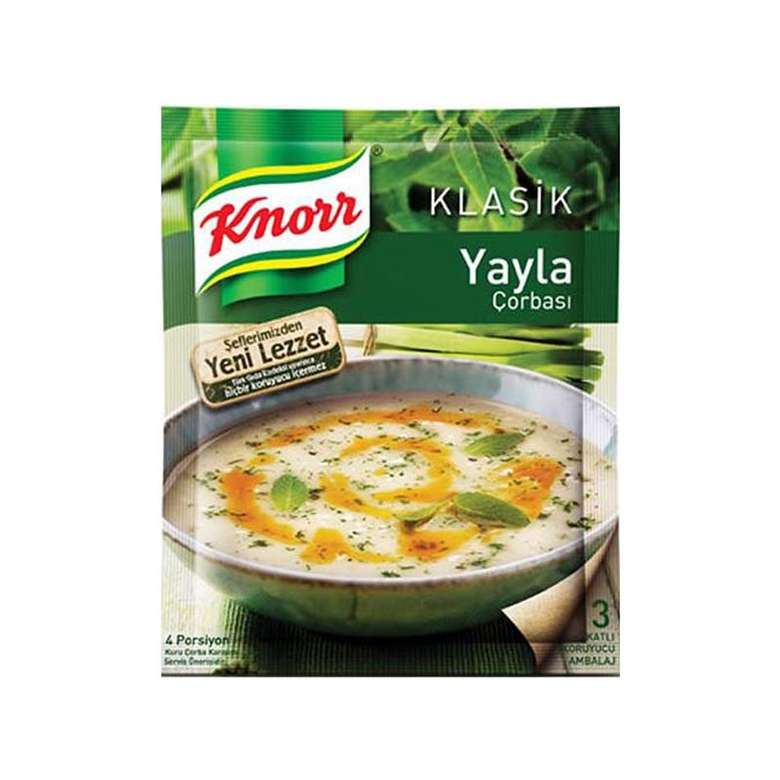 Knorr Çorba Yayla 65 G