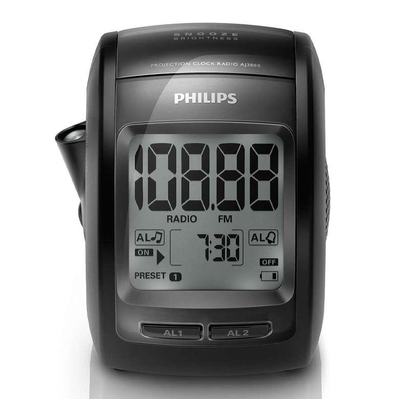 Philips AJ3800 Projeksiyonlu Saat Radyo
