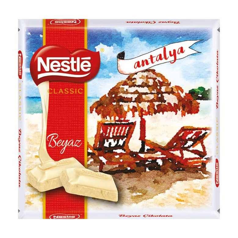 Nestle Çikolata Beyaz 65 G
