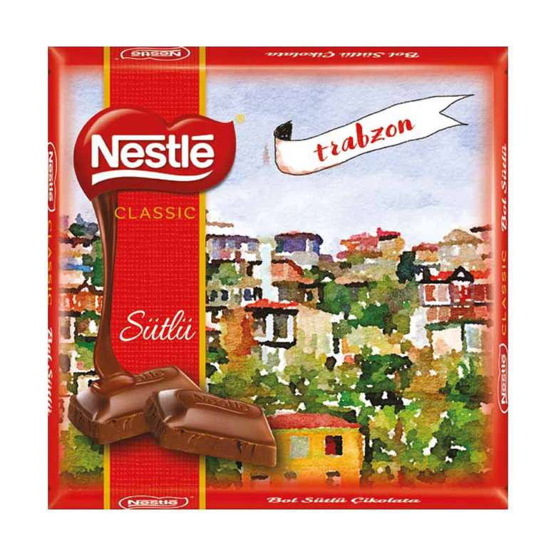 Nestle Çikolata Sütlü 65 G