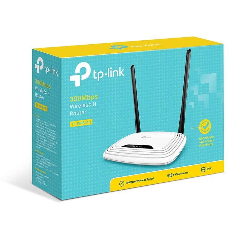 Tp-link 300 Mbps WiFi N Router TL-WR841N Ağ Genişletici