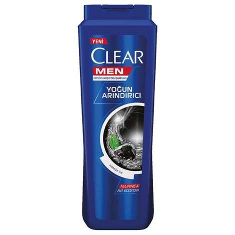 Clear Men Yoğun Arındırıcı Kömürlü Şampuan 350 Ml