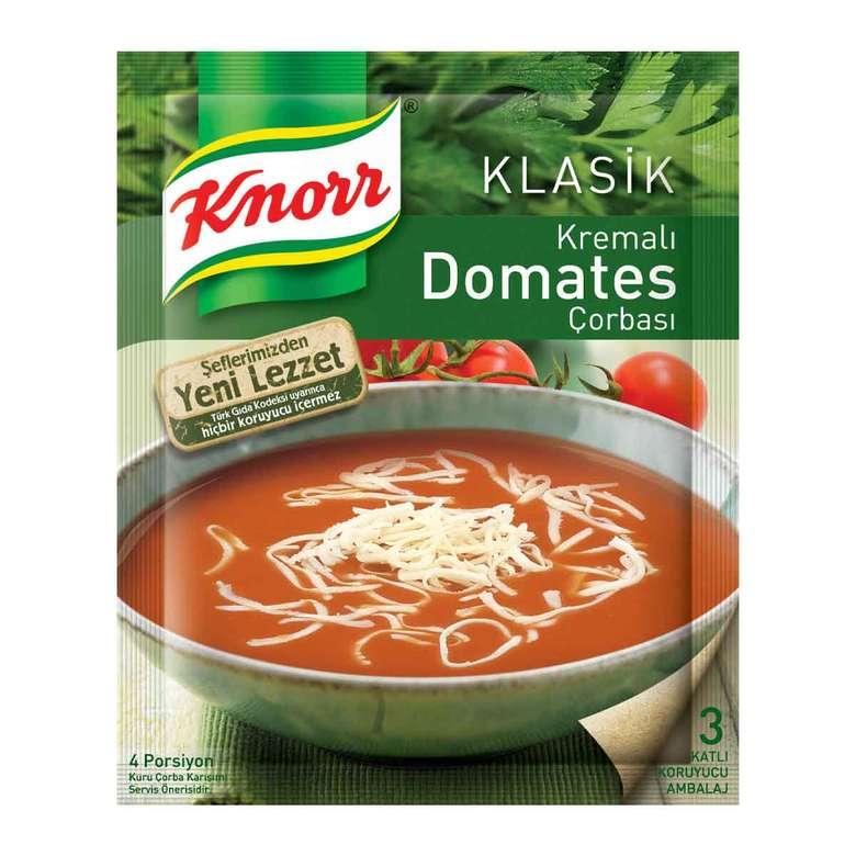Knorr Kremalı Domates Çorba 54 G