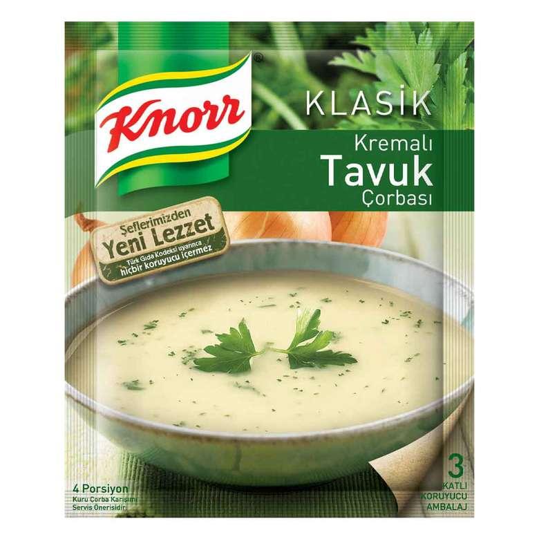 Knorr Kremalı Tavuk Çorba 62 G
