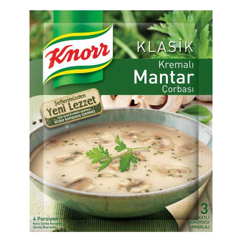 Knorr  Mantar Çorba  62 G