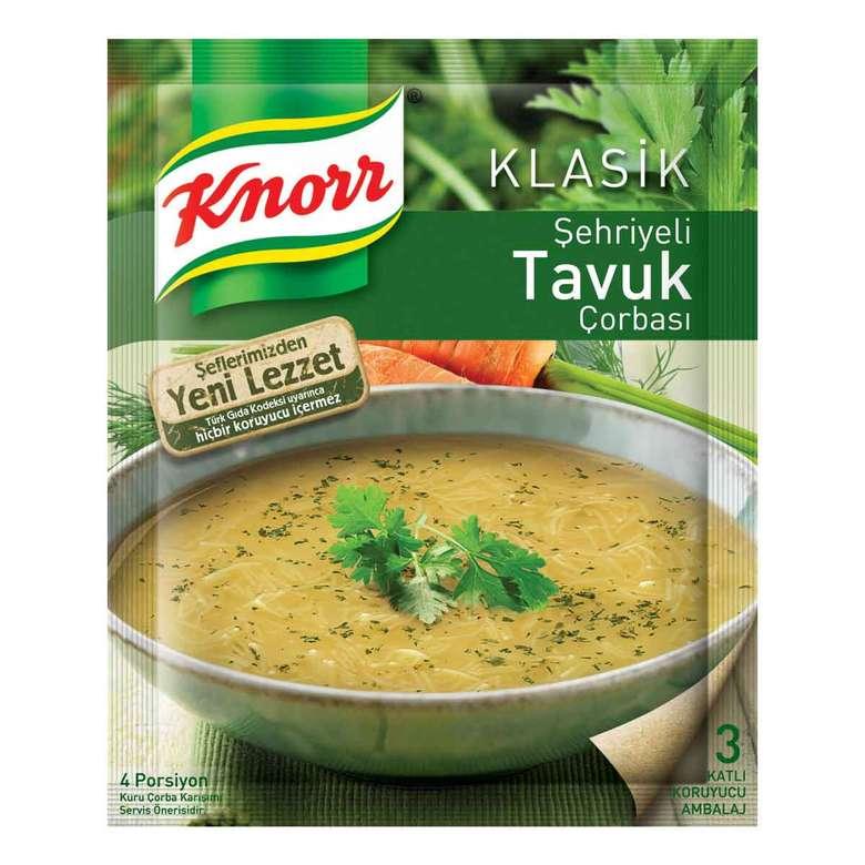 Knorr Şehriyeli Tavuk Çorba 54 G