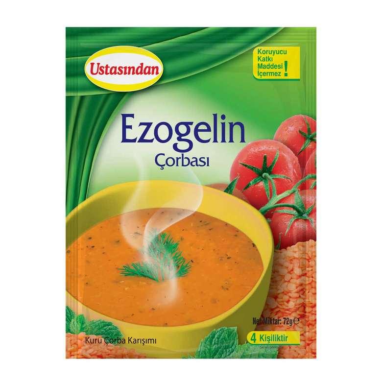 Ustasından Çorba Ezogelin 65 G