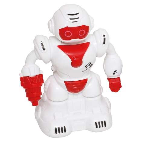 Citycode Sürtmeli Robot - Kırmızı