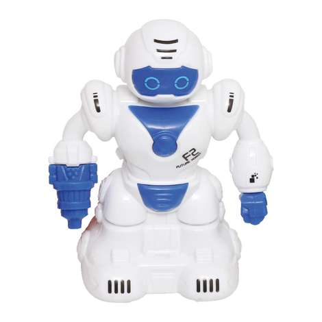 Citycode Sürtmeli Robot - Mavi