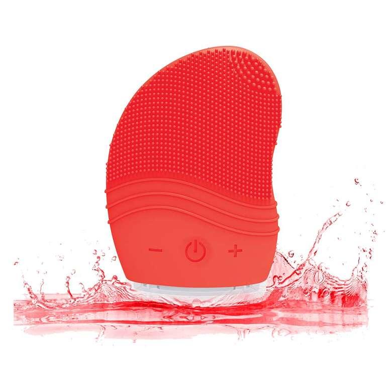 Polosmart Sonic Psc03 Yüz Temizleme Cihazı - Kırmızı