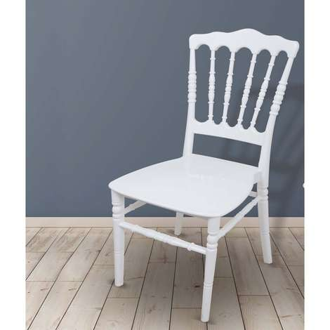 Formay Düğün Sandalyesi - Beyaz