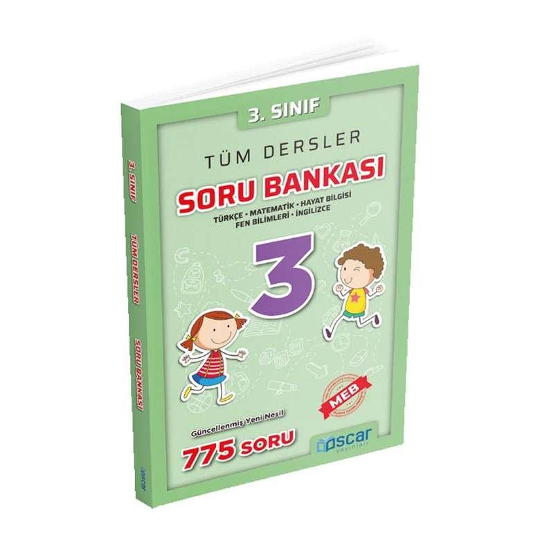 Tüm Dersler 3. Sınıf Soru Bankası