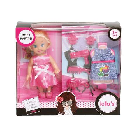 Lolla's Petite Sarışın Moda Haftası