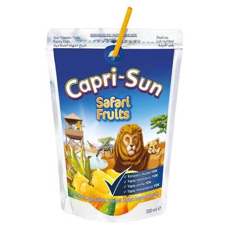 Capri Sun Meyveli İçecek Safari 200 Ml