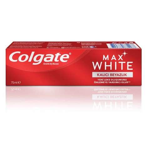 Colgate Max White Kalıcı Beyazlık Diş Macunu 75 ml