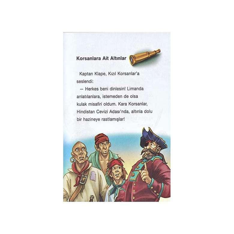 Kitap Kurdu - Çocuklar İçin Hikaye Seti