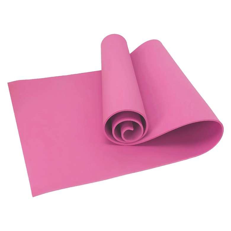 Yoga Matı 4 Mm - Pembe