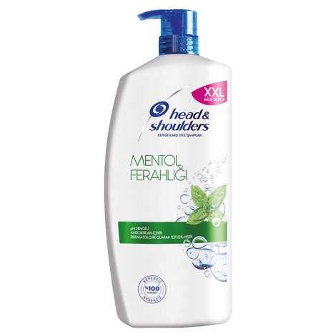 Head&shoulders Şampuan Mentol 900 Ml