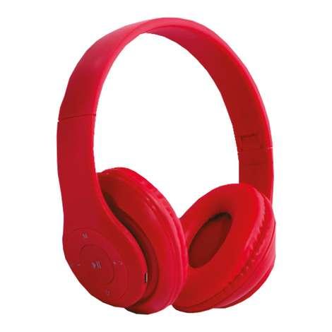 Piranha BT 2204 Kablosuz Kulaklık - Kırmızı