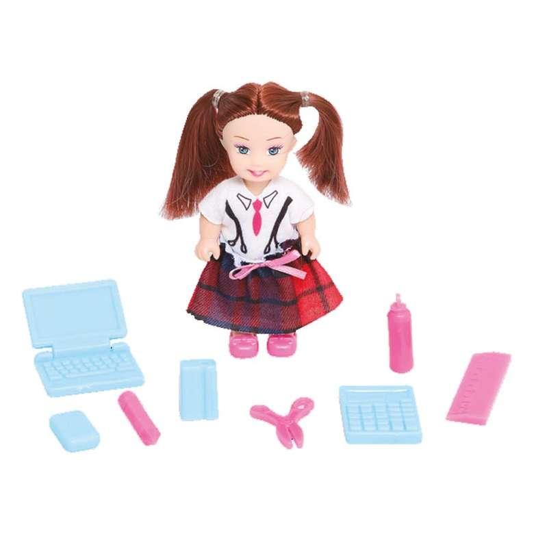 Lolla's Petite Esmer Okula Gidiyor