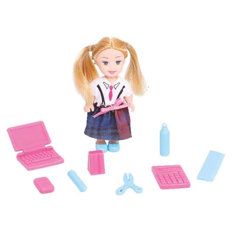 Lolla's Petite Sarışın Okula Gidiyor