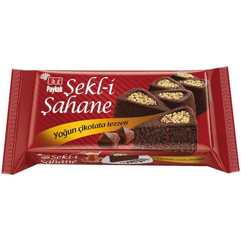 Eti Paykek Kek Çikolata Soslu 285 G
