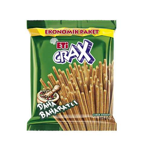 Eti Crax Kraker Baharatlı 175 G