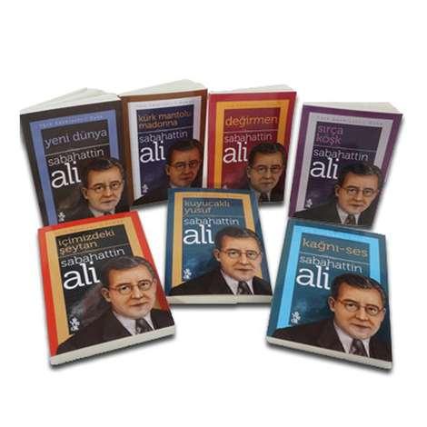 Sabahattin Ali Seti - 7 Kitap
