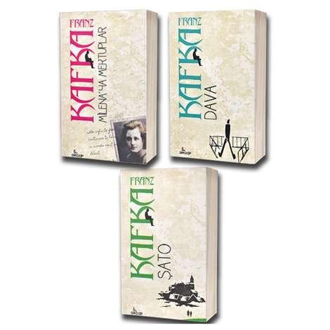 Franz Kafka Seti - 3 Kitap