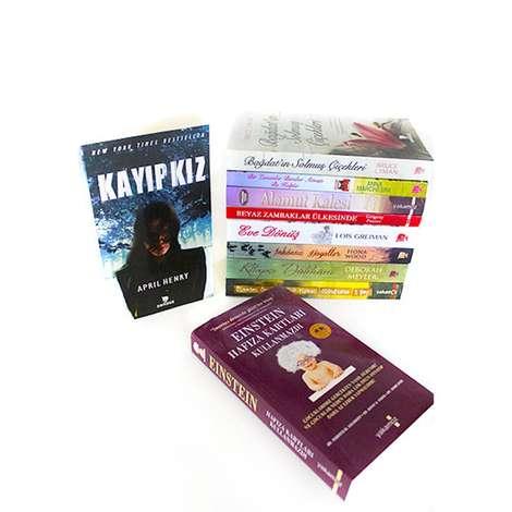 Midi Boy Kitaplar Seti - 10 Kitap - Yakamoz Yayınları