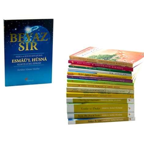 Büyük Dini Kitaplar Seti - 15 Kitap