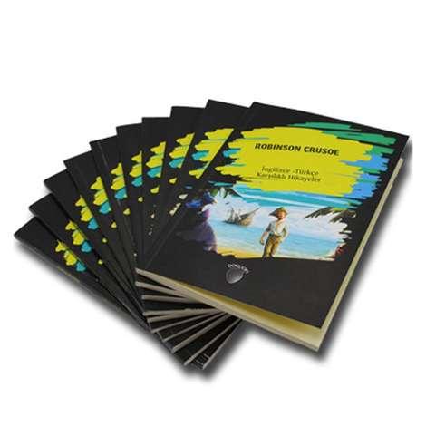 İngilizce - Türkçe Karşılıklı Hikayeler 10 Kitap