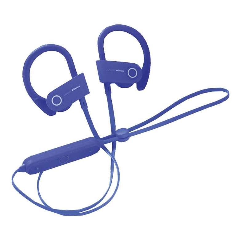 Piranha Kulak İçi Spor Kulaklık - Mavi