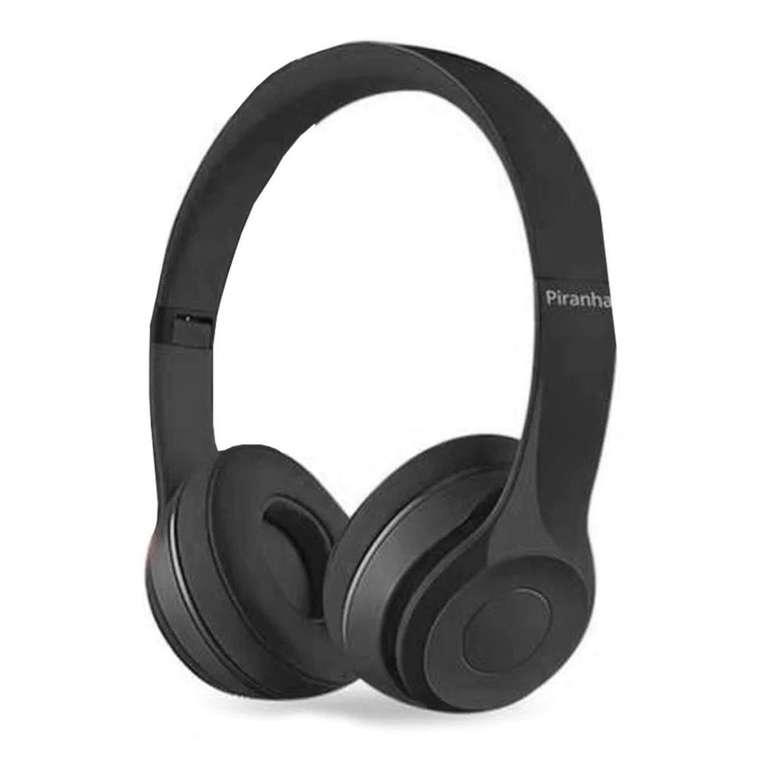 Piranha 2102 Kablolu Kulaklık - Siyah