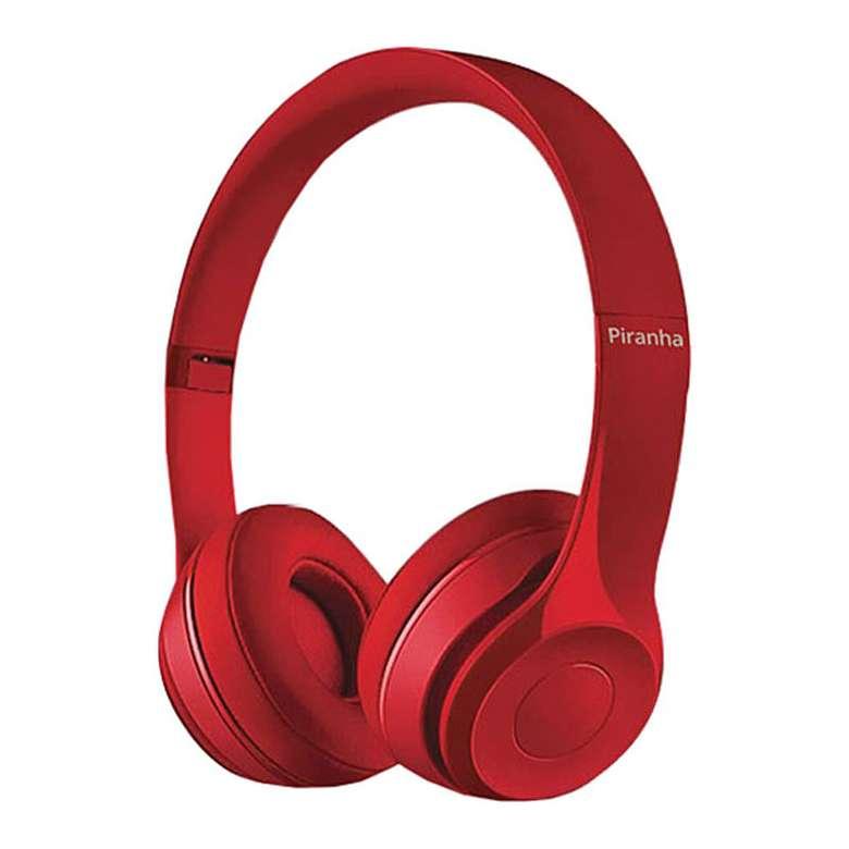 Piranha Bluetooth Kulaklık 2201 Kırmızı