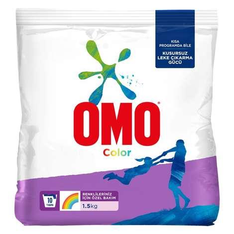 OMO Color Toz Deterjan 1,5 Kg