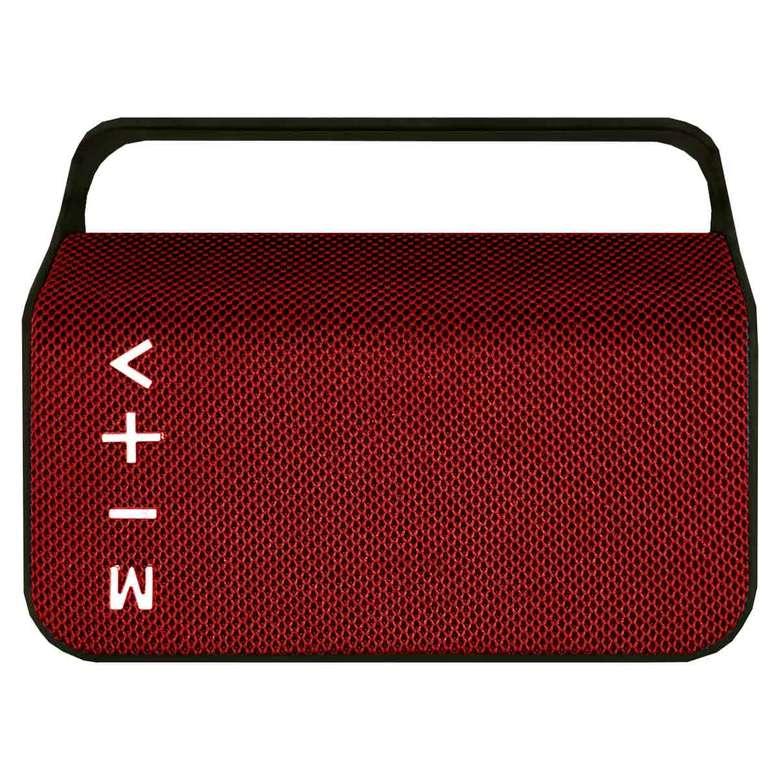 Piranha 7822 Bluetooth Hoparlör - Kırmızı
