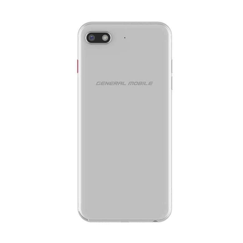 General Mobile GM 6 DS Cep Telefonu - Gri